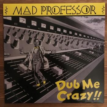 Mad Professor – Dub Me Crazy - Ariwa / ARI 001LP