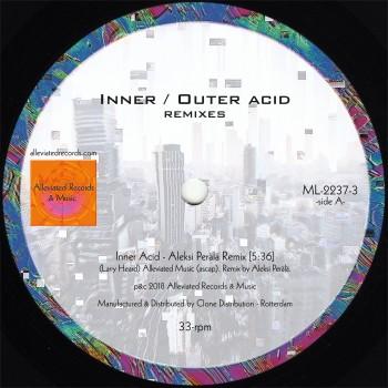 Mr. Fingers - Inner / Outer Acid - Aleksi Perala RMXS- Alleviated / ML2237-3