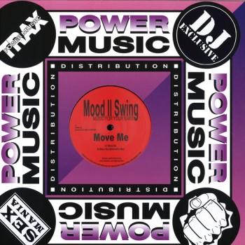 Mood ll Swing - Music 4 Ya Ears (incl. DJ Duke RMXS) - Power Music