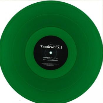 Roman Rauch / IKE - Trackworx 1 (Green Vinyl) - Philpot PHP070
