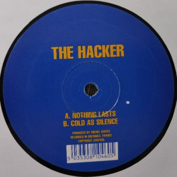 The Hacker – Electronic Existentialist - Missile Records