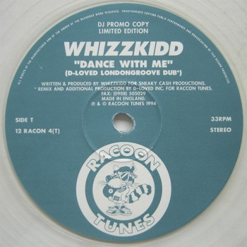Whizzkidd – Dance With Me - Racoon Tunes