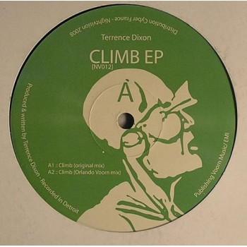 Terrence Dixon – Climb EP - Night Vision
