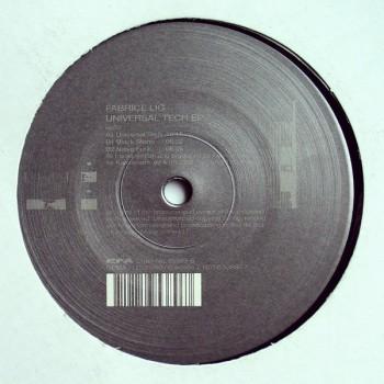 Fabrice Lig – Universal Tech EP - Kanzleramt