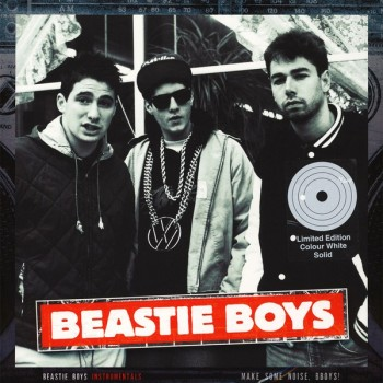 Beastie Boys ‎– Beastie Boys Instrumentals - Cutting Deep Records