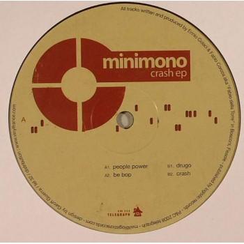 Minimono – Crash EP - Telegraph – tel32