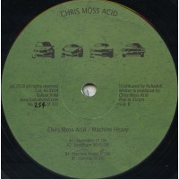 Chris Moss Acid - Machine Heavy - Balkan Vinyl