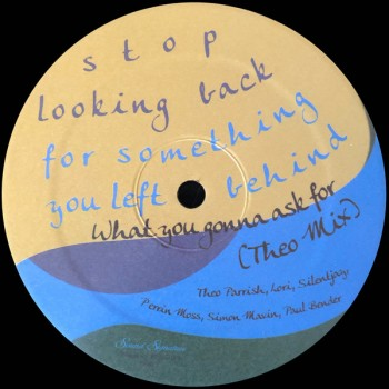 Theo Parrish, Lori, Silentjay, Perrin Moss, Simon Mavin, Paul Bender – What You Gonna Ask For - Sound Signature