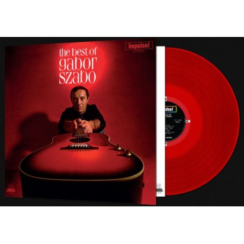 Gabor Szabo – The Best Of Gabor Szabo - Modern Harmonic