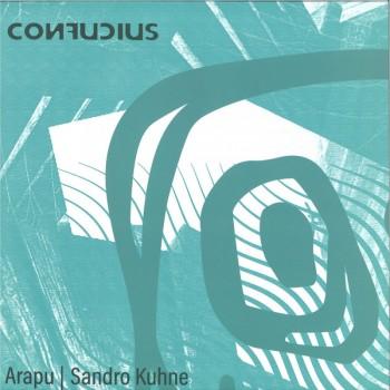 Arapu / Sandro Kuhne - CONF001 Part 1 - Confucius Records