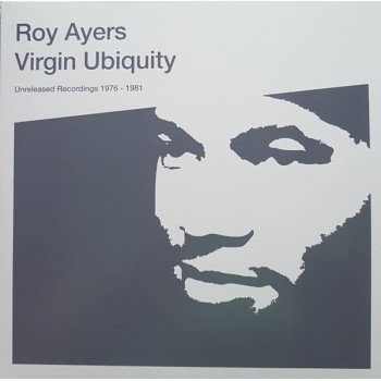 Roy Ayers ‎– Virgin Ubiquity (Unreleased Recordings 1976-1981) - BBE