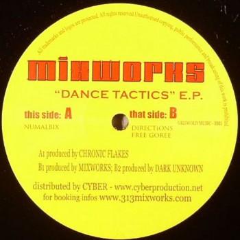 Mixworks – Dance Tactics E.P. - Mixworks