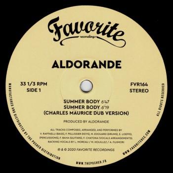 Aldorande – Summer Body / Breakfast In Space - Favorite Recordings