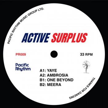 Active Surplus – Active Surplus - Pacific Rhythm