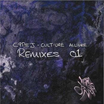 Capej - Cult:ure All:ure Remixes 01 - Shamaan's Hidden Cult