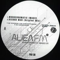 Alien FM - Monochromatic Images - Puzzlebox Records 