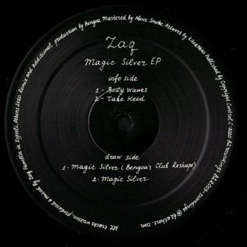 Zaq - Magic Silver EP - B2 Recordings