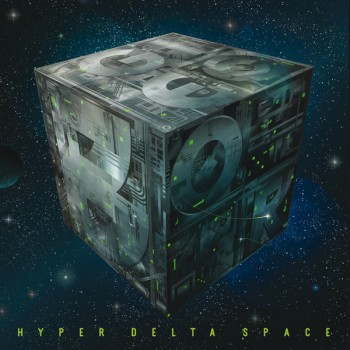Borgie – Hyper Delta Space - Electronic Emergencies – EE032rtm