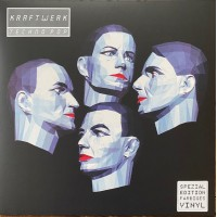 Kraftwerk - Techno Pop - Clear White Vinyl - 16 page booklet - Parlophone