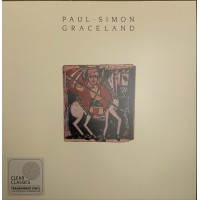 Paul Simon ‎– Graceland - Transparant Vinyl Limited - Sony Music