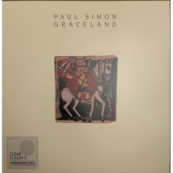 Paul Simon – Graceland - Transparant Vinyl Limited - Sony Music