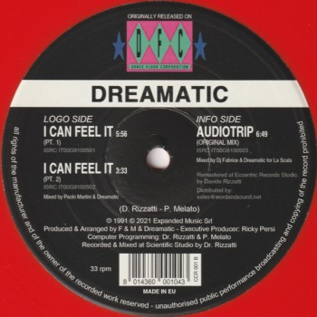 Dreamatic - I Can Feel It -  DFC