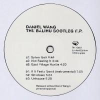Daniel Wang - The Bootleg EP - Rush Hour - RH108X