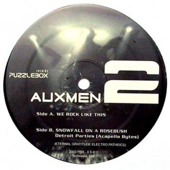 Auxmem – Auxmen 2 - Puzzlebox Records