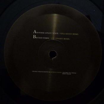 Anthony Collins – Nina Kraviz & Los Updates Remixes - Curle Recordings 