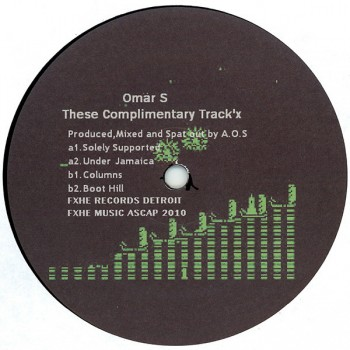 Omar S - These Complimentary Track'x - FXHE