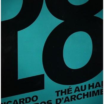 Ricardo Villalobos - The Au Harem D'Archimede - Perlon - PERL 43