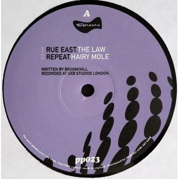 Rue East / Repeat / Mark Broom / Kruton – Untitled - Pure Plastic