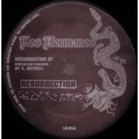 Gerald Mitchell – Resurrection EP - Los Hermanos