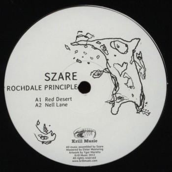 Szare – Rochdale Principle EP - Krill Music