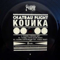 Chateau Flight – Kounka - Versatile Records