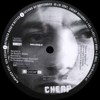 Nµwalker Feat. Ken Cesar – Pro.files - Cheap
