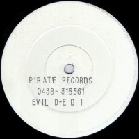 Evil D - Untitled - Pirate Records - ED1