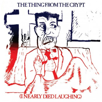 Various ‎– The Thing From The Crypt - Dark Entries ‎– DE-036