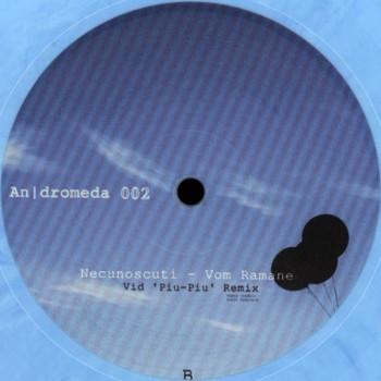 Necunoscuti – Vom Ramane - Andromeda