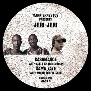 Mark Ernestus presents  JERI-JERI - Casamance - NDAGGA