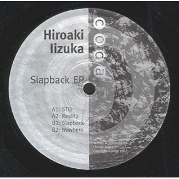 Hiroaki Iizuka – Slapback EP - Coda Records