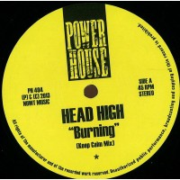 Head High - Burning - Powerhouse