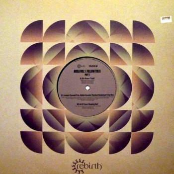 Various Artists - Moxa Vol. 1 - Follow The X Part 2 - Rebirth