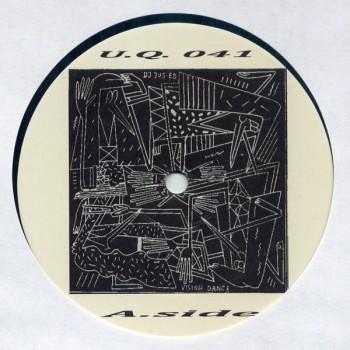 DJ Jus-Ed – Vision Dance - Underground Quality 