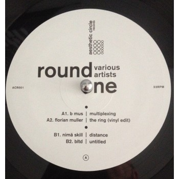 Various – Round One - Aesthetic Circle Records