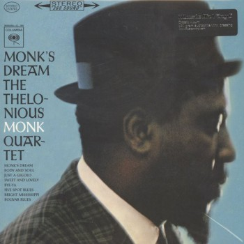 The Thelonious Monk Quartet ‎– Monk's Dream - Music On Vinyl ‎– MOVLP842