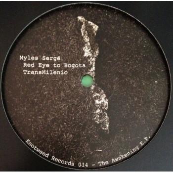 Myles Sergé – The Awakening E.P. - Knotweed Records