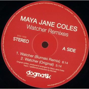 Maya Jane Coles - Watcher Vakula Remixes - Dogmatik