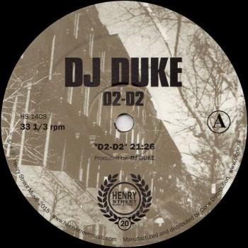 DJ Duke – D2-D2 - Henry Street Music 