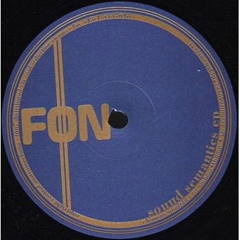 Clemens Neufeld – Sound Semantics EP - Fön